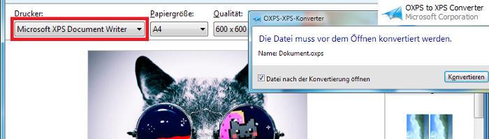 OXPS Converter