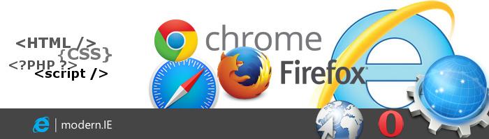 Browser Webtechnologien