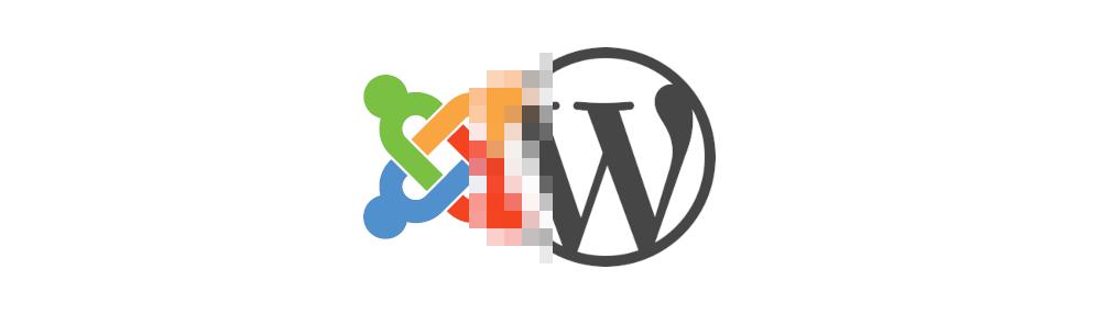 Aus Joomla wird WordPress