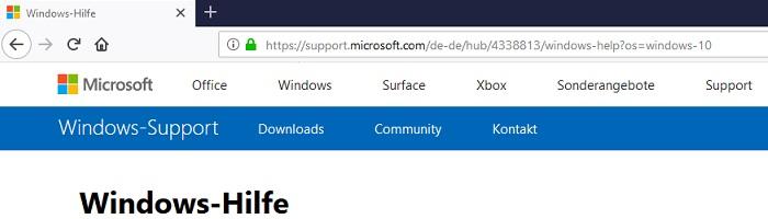 """Anscheinend kommt es nach Windows Updates vor, dass sich nach jeder Anmeldung selbstständig ein Browserfenster mit einer Windows-Hilfeseite öffnet. Warum dies passiert habe ich nicht herausgefunden, konnte es aber schon live miterleben und beheben. Die Option die dafür verantwortlich ist, lässt darauf schließen, dass es etwas mit vorausgegangenen Windows Updates zu tun hat. Das Problem ist, dass sich nach jedem Start des Rechners unter Windows 10 und der anschließenden Benutzeranmeldung der Standardbrowser, mit einer Hilfeseite von Microsoft öffnet. https://support.microsoft.com/de-de/hub/4338813/windows-help?os=windows-10 Weder im Autostart ist so ein Eintrag zu finden und auch sonst keine ungewöhnlichen Einstellungen im Browser selber, die diese Verhalten erklären lassen. Das Verhalten ließ sich abstellen, in dem man über die Windowseinstellungen unter Konten ein Datenschutzeinstellung abstellte. Diese nennt sich """"Anmeldeinfo verwenden, um die Einrichtung meines Geräts nach einem Update oder Neustart automatisch abzuschließen"""". Zu finden ist sie unter: - Windows Start Knopf > Einstellungen (Zahnradsymbol) > Konten > Anmeldeoptionen Bei älteren Windows 10 Versionen: - Windows Start Knopf > Einstellungen (Zahnradsymbol) > Update und Sicherheit > Windows Update > Erweiterte Optionen Eventuell gibt es gerade bei Usern Konflikte, die eine automatische Windowsanmeldung nutzen und auch kein Microsoft-Konto besitzen, welches zur Anmeldung genutzt wird. Zumindest hat das Abstellen dieser Option Abhilfe geschaffen."""